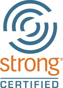 Strong Certified Logo